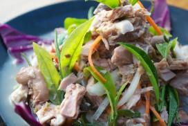 Tea Leaf Salad Tuna
