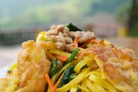 Yunnan Fried Noodle